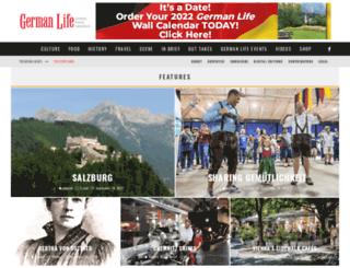 germanlife.com screenshot