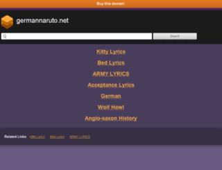 germannaruto.net screenshot