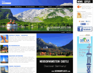 germanplaces.com screenshot