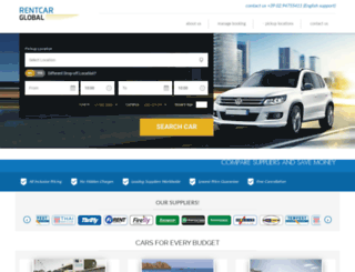 germany.rentcar.global screenshot