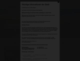 germering.de screenshot