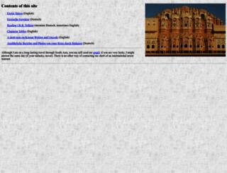 gernot-katzers-spice-pages.com screenshot
