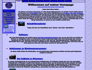 gerold-dreyer.de screenshot
