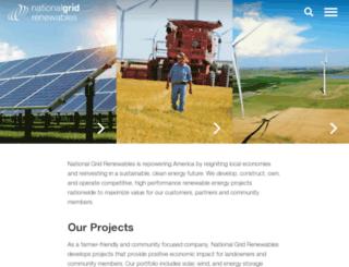 geronimoenergy.com screenshot
