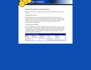 gerooide.nl screenshot