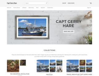 gerry-hare.pixels.com screenshot