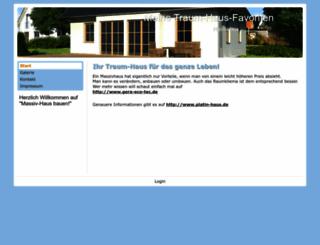 gerscher.dipago.de screenshot