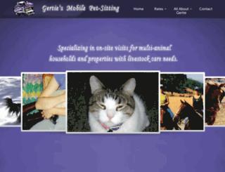 gertiesitting.birkeloart.com screenshot