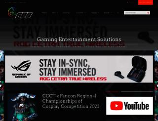 ges-sa.com screenshot