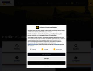 geschichte-abitur.de screenshot
