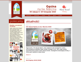 gesina.pl screenshot