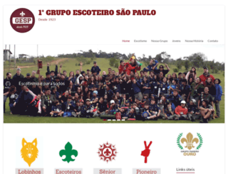 gesp.com.br screenshot