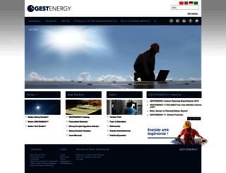 gest-energy.com screenshot
