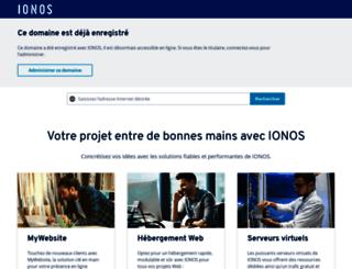 gestion.estuday.com screenshot