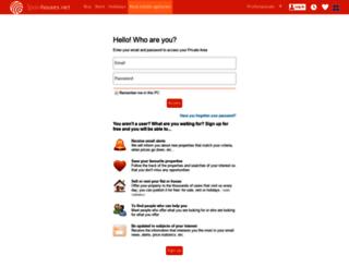 gestion.spainhouses.net screenshot