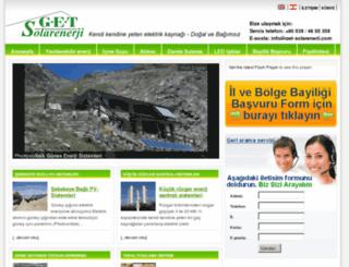 get-solarenerji.com screenshot