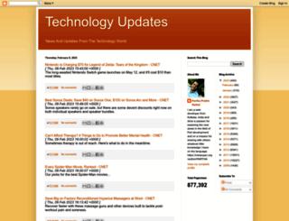 get-tech-updates.blogspot.fr screenshot