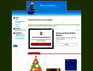 get-xmas.com screenshot