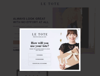 get.letote.com screenshot