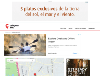 getafe.callejero.net screenshot