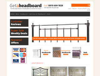 getaheadboard.co.uk screenshot