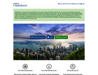 getallstock.com screenshot