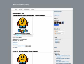 getalltoyourpc.blogspot.be screenshot