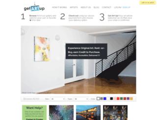 getartup.com screenshot