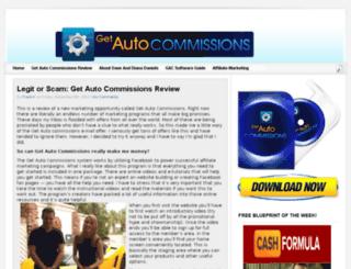 getautocommission.com screenshot