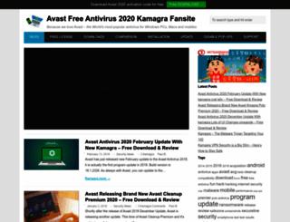 getavast.net screenshot