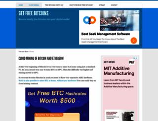 getbitcoins.info screenshot