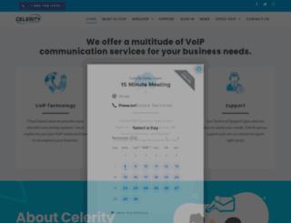 getcelerity.com screenshot