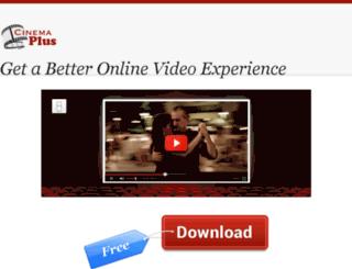 getcinemaplus.com screenshot