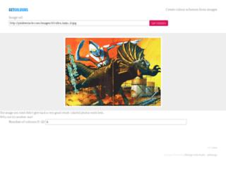 getcolours.com screenshot
