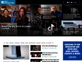 getconnectedmedia.com screenshot