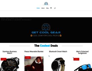 getcoolgear.com screenshot