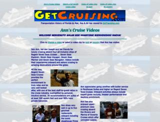getcruising.com screenshot