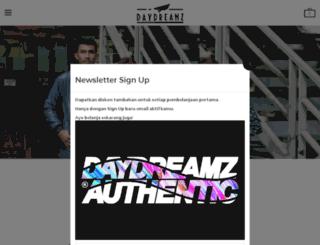 getdaydreamz.com screenshot
