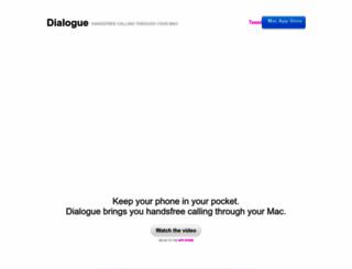 getdialogue.com screenshot