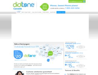 getdialtone.com screenshot