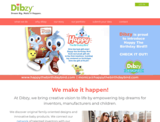 getdibzy.com screenshot