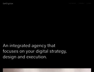 getdigitize.com screenshot