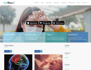 getdoc.co screenshot