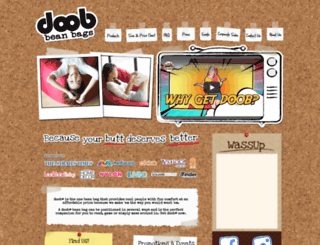 getdoob.com screenshot
