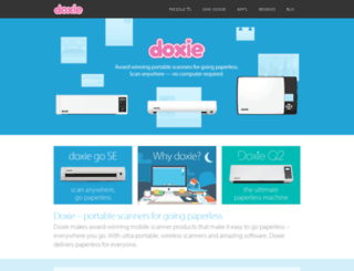 getdoxie.com screenshot