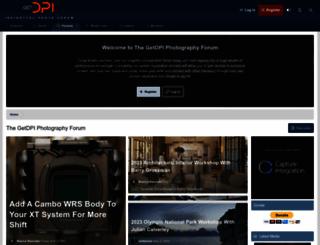 getdpi.com screenshot