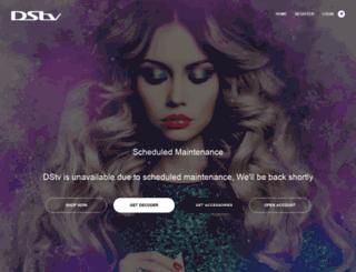 getdstv.dstv.com screenshot