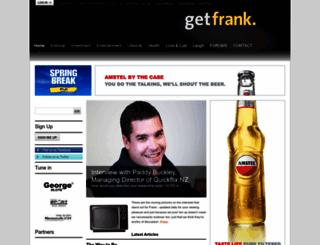 getfrank.co.nz screenshot
