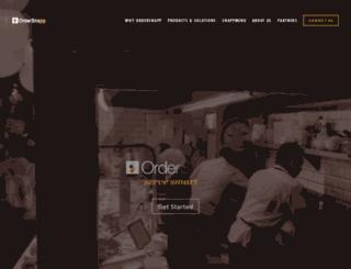 getfruitycafe.ordersnapp.com screenshot