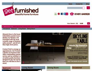getfurnished.co.uk screenshot